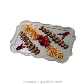 Bon Chef 2068DKBLU Serving & Display Tray, Metal