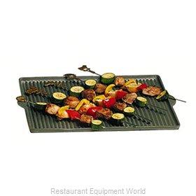 Bon Chef 2082 Cast Iron Grill / Griddle Plate