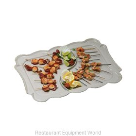Bon Chef 2098DHGRN Serving & Display Tray, Metal