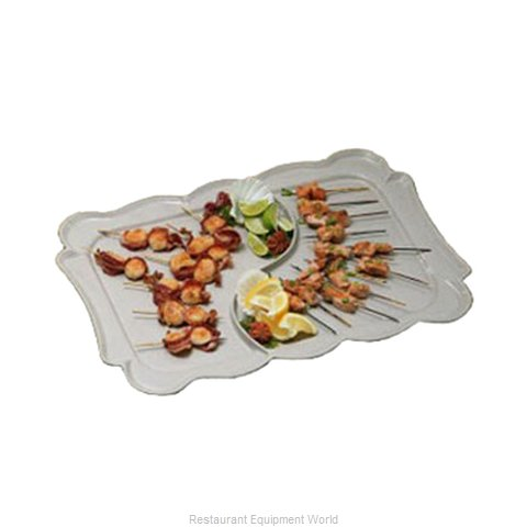 Bon Chef 2098DS Serving & Display Tray, Metal