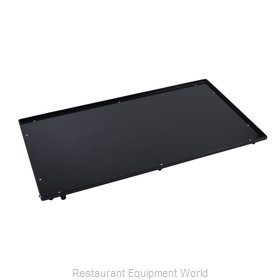 Bon Chef 2187BLK Griddle, Buffet, Countertop