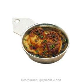 Bon Chef 3004CHESTNUT Soup Salad Pasta Cereal Bowl, Metal