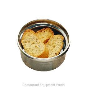 Bon Chef 3010DKBLU Soup Salad Pasta Cereal Bowl, Metal