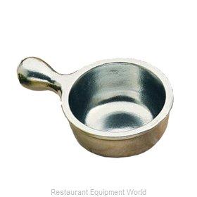 Bon Chef 3011TERRA Soup Salad Pasta Cereal Bowl, Metal