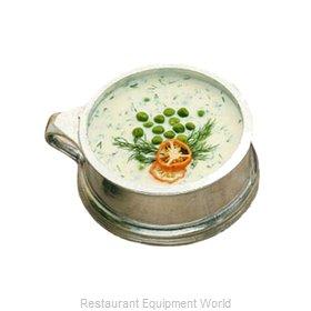 Bon Chef 3013IVY Soup Salad Pasta Cereal Bowl, Metal