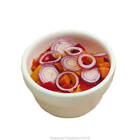Bon Chef 3017TANGREVISION Soup Salad Pasta Cereal Bowl, Metal