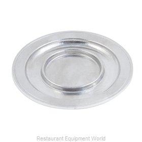 Bon Chef 3021BLKSPKLD Saucer, Metal