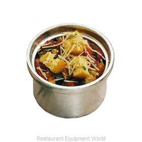 Bon Chef 3022HGRN Soup Salad Pasta Cereal Bowl, Metal
