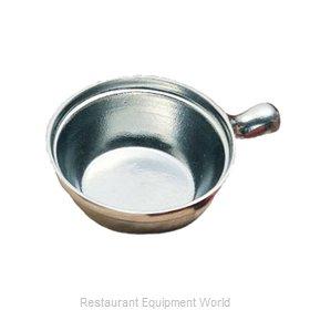 Bon Chef 3024BLKSPKLD Soup Salad Pasta Cereal Bowl, Metal