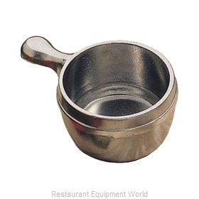 Bon Chef 3025DUSTYR Soup Salad Pasta Cereal Bowl, Metal