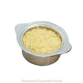 Bon Chef 3029TANGREVISION Soup Salad Pasta Cereal Bowl, Metal