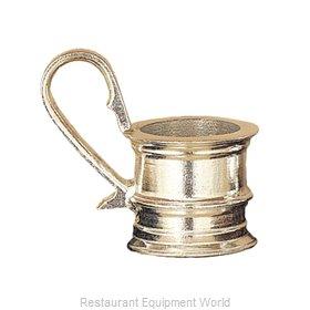 Bon Chef 4003BLKSPKLD Cups, Metal