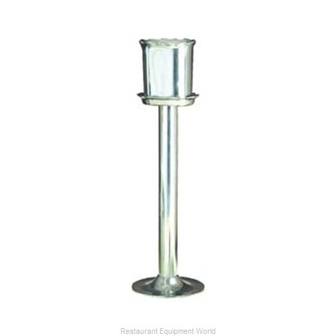 Bon Chef 4045POLISHED Wine Champagne Bucket Stand (Magnified)