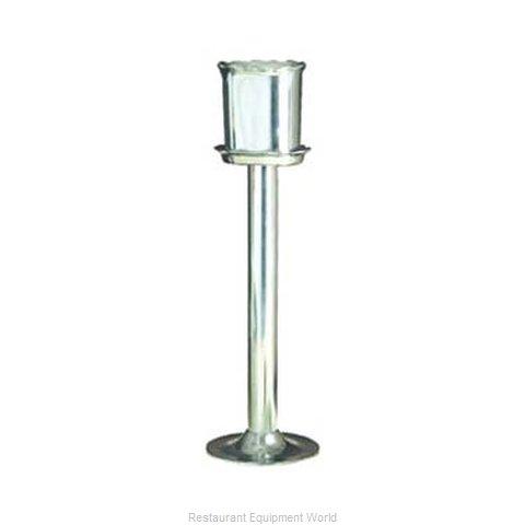 Bon Chef 4045POLISHED Wine Bucket / Cooler, Stand