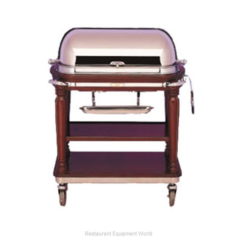 Bon Chef 50000 Roast Beef Trolley (Magnified)