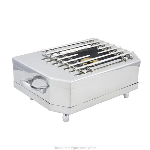Bon Chef 50001CH Cover-Up Butane Stove (Magnified)