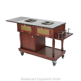 Bon Chef 50010 Cart, Cooking