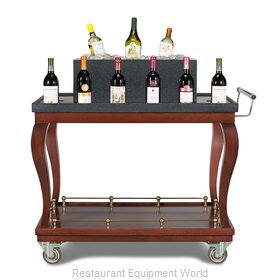 Bon Chef 50049 Cart, Liquor Wine