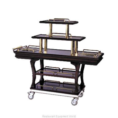 Bon Chef 50060 Cart, Dining Room Service / Display