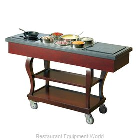 Bon Chef 50065 Cart, Cooking