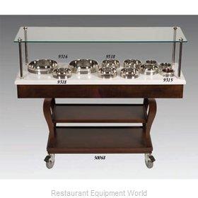 Bon Chef 50068 Cart, Dining Room Service / Display