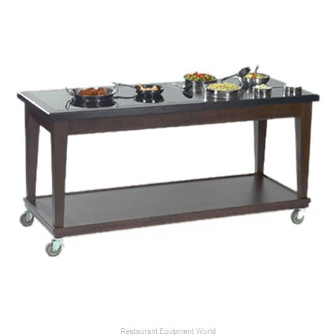 Bon Chef 50069 Service Cart (Magnified)