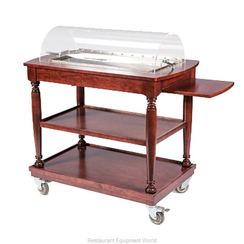 Bon Chef 50070 Service Cart (Magnified)