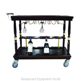 Bon Chef 50071 Cart, Liquor Wine