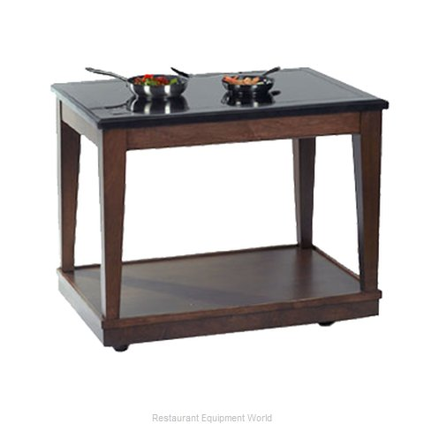 Bon Chef 50073 Service Cart (Magnified)