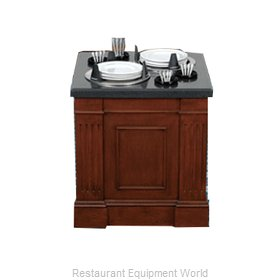 Bon Chef 50104H Dispenser, Plate Dish, Stationary