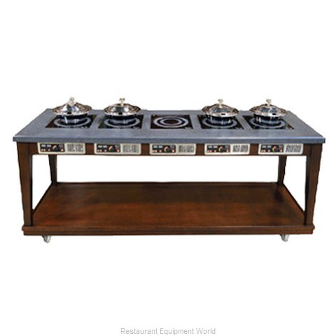 Bon Chef 50120 Cart, Cooking