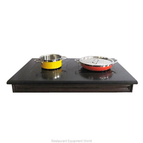 Bon Chef 50125 Induction Range Countertop (Magnified)