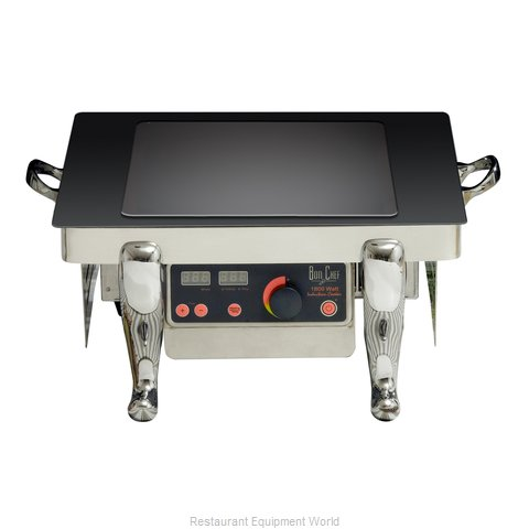 Bon Chef 50141-1 Display Stand, Portable Cooking