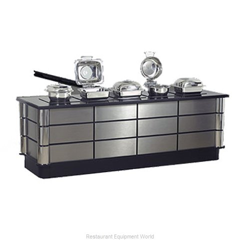Bon Chef 50158 Buffet Station (Magnified)
