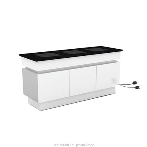Bon Chef 50166 Recessed Top Buffet