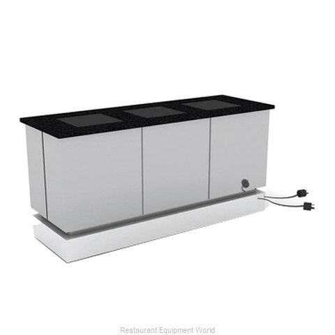 Bon Chef 50168 Recessed Top Buffet