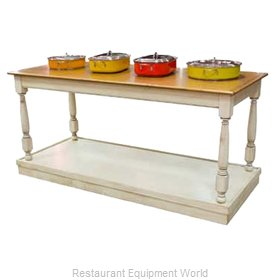 Bon Chef 50177 Catering Table