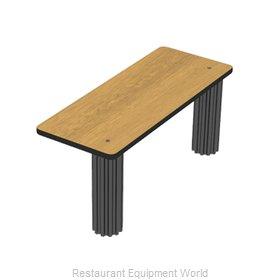 Bon Chef 50209LVWALNUT Buffet Tables, Configurable