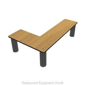 Bon Chef 50215WVWALNUT Buffet Tables, Configurable