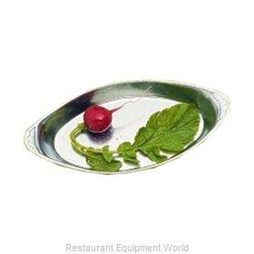 Bon Chef 5023CHESTNUT Au Gratin Dish, Metal