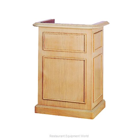 Bon Chef 50290 Podium Lectern (Magnified)