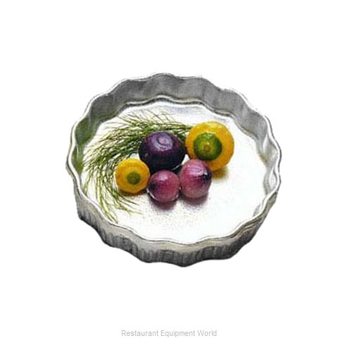 Bon Chef 5032S Tart Quiche Dish Metal (Magnified)
