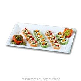 Bon Chef 5056BLKSPKLD Display Tray, Market / Bakery