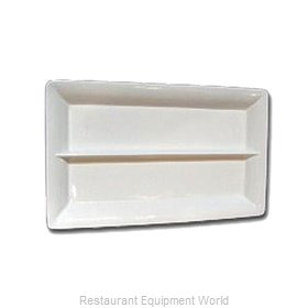 Bon Chef 5056DSMOKEGR Display Tray, Market / Bakery