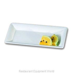 Bon Chef 5057BLK Display Tray, Market / Bakery