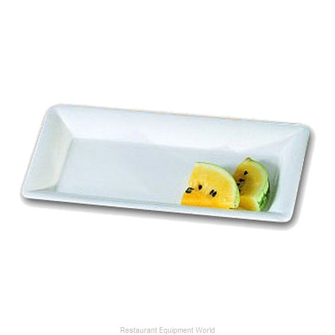 Bon Chef 5057S Tray Display (Magnified)
