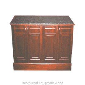 Bon Chef 51004 Back Bar Cabinet, Non-Refrigerated