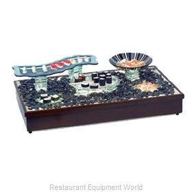 Bon Chef 51008 Ice Display Tray, Decorative