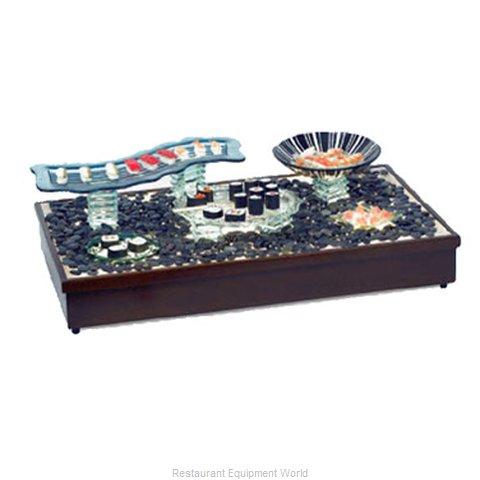 Bon Chef 51009 Ice Display Tray, Decorative
