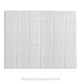 Bon Chef 52001CABERNET Tile Inset, Metal